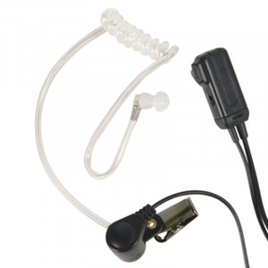 MIDLAND Transparent Security Headset with PTT