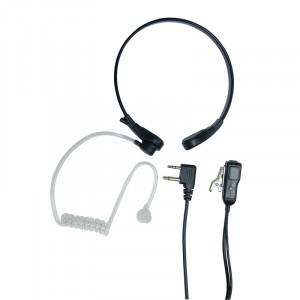 MIDLAND Acoustic Throat Mic with PTT