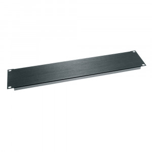 MIDDLE ATLANTIC Blank Rack Panel Aluminum 2U