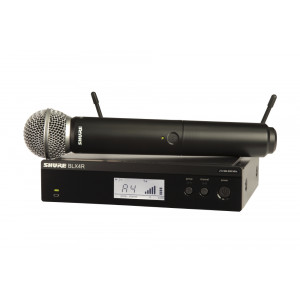 SHURE Handheld SM58 Wireless Mic System