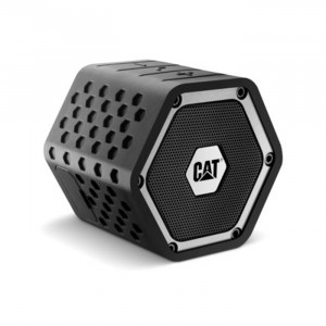 CAT Heavy Duty Mini Portable Bluetooth Speaker
