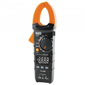 KLEIN AC/DC Digital Clamp Meter, 400A Auto-Ranging