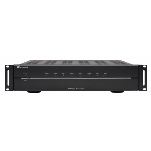 RUSSOUND Sixteen-Channel Digital Amplifier