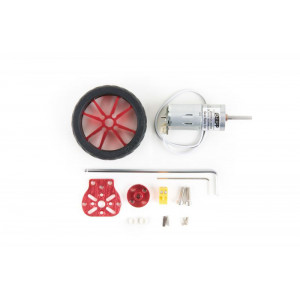 OSEPP DC Motor-25 Wheel Kit