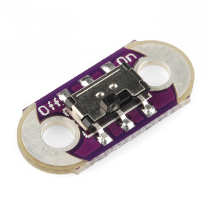 SPARKFUN LilyPad Slide Switch
