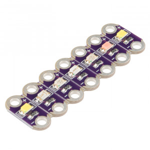 SPARKFUN LilyPad Rainbow LED (6 Colors)