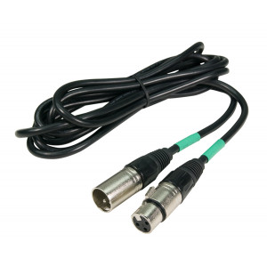 CHAUVET DJ DMX Cable 3-pin 25ft