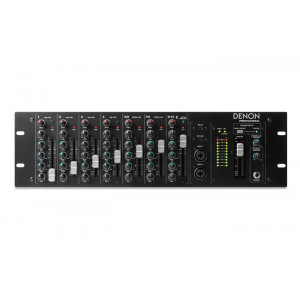 DENON 10-Channel Rackmount Mixer with Bluetooth