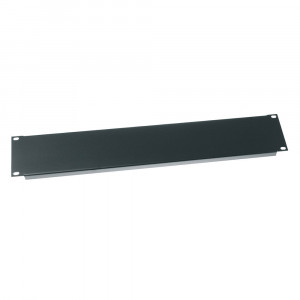 MIDDLE ATLANTIC Blank Rack Panel Steel 2U