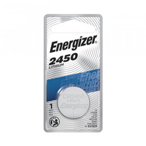 EVEREADY 2450 3V Lithium Coin Cell Battery