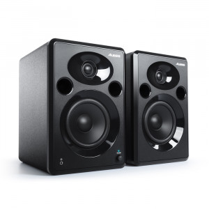 ALESIS Powered Desktop Studio Speakers Pair