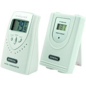 GENERAL TOOLS Wireless Thermometer