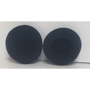 "PHILMORE Headphone Replacement Foam Pads 1.75"" Cup diameter 2pk"