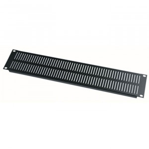 MIDDLE ATLANTIC 2U Vent Panel Vertical Slots
