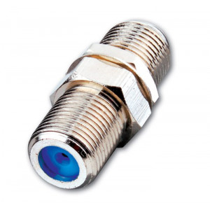 "VANCO Coaxial ""F"" Female to Female Coupler"