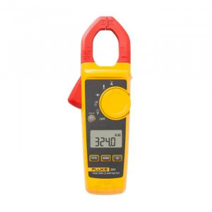 FLUKE 400 Amp AC Clamp Meter True RMS with Temperature Measurement