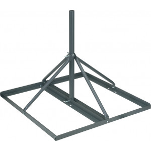 VMP Non-Penetrating Antenna Roof Mount 60""