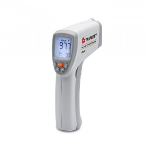 TRIPLETT Non-Contact Forehead IR Thermometer 89.6F - 108.5F