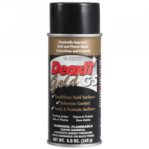 HOSA DeoxIT Gold Contact Cleaner 5oz