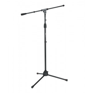 GATOR Tripod Mic Stand with Single Section Boom