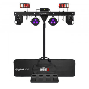 CHAUVETGigBAR Move DJ Lighting System