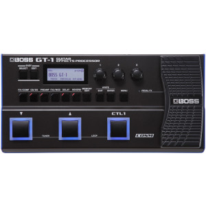 BOSS Guitar Effects Processor