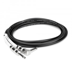 HOSA Guitar Cable 10ft Right Angle