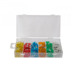 VELLEMAN ATC Auto Fuse Assortment - 120 pcs