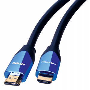 VANCO HDMI Cable 1ft Certified Premium CL3