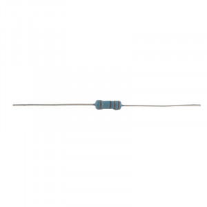 NTE 6.8 OHM 1/2 Watt Resistor 2% Tolerance 6pk