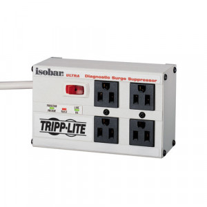TRIPPLITE Isobar 4-Outlet Surge Protector
