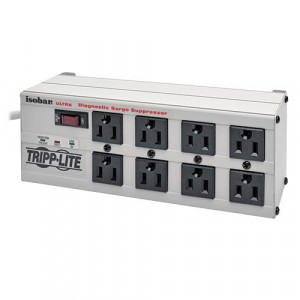 TRIPPLITE Isobar 8-Outlet Surge Protector