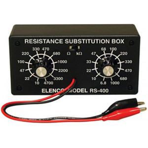 ELENCO Resistor Substitution Box Kit