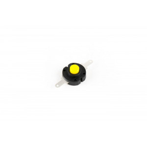 OSEPP Mini On-Off Switches 12V 500mA Yellow 4pk