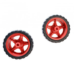 "OSEPP 2.55"" Press Fit Wheel (2 pack)"