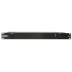 FURMAN Rack Mounted Conditioner 15A 9 Outlets