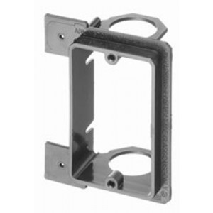 VANCO Old Work Low Voltage Mounting Bracket Single-Gang