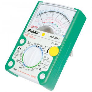 ECLIPSE Analog Multimeter