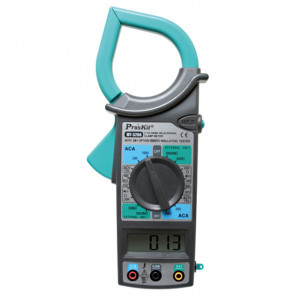 ECLIPSE AC Clamp Meter
