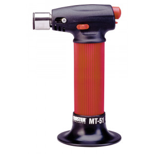 MASTER Table Top Butane Powered Microtorch
