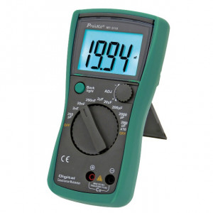 ECLIPSE Capacitance Meter