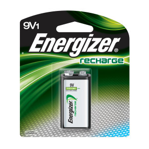 ENERGIZER Rechargeable NIMH 9v Battery
