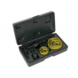 VELLEMAN 11 piece Hole Saw Set