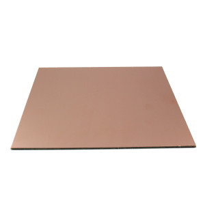 "PHILMORE Copper Clad PC Board 6"" x 6"""