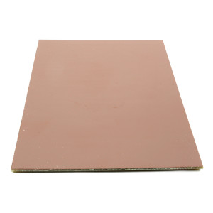 "PHILMORE Copper Clad PC Board 4"" x 6"""