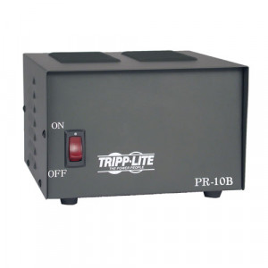 TRIPPLITE 13.8VDC 10-Amp Precison Power Supply