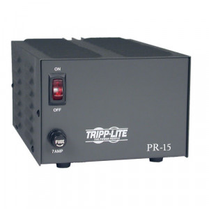 TRIPPLITE 13.8VDC 15-Amp Precison Power Supply