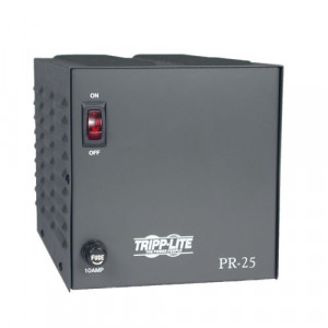 TRIPPLITE 13.8VDC 25-Amp Precison Power Supply