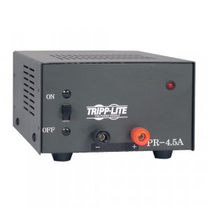 TRIPPLITE 13.8VDC 4.5-Amp Precison Power Supply