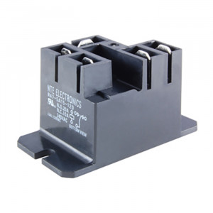 NTE General Purpose Relay 120VAC 20A/10A Resistive SPDT Quick Connect Terminals